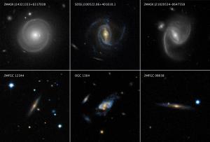 Massive spiral galaxies