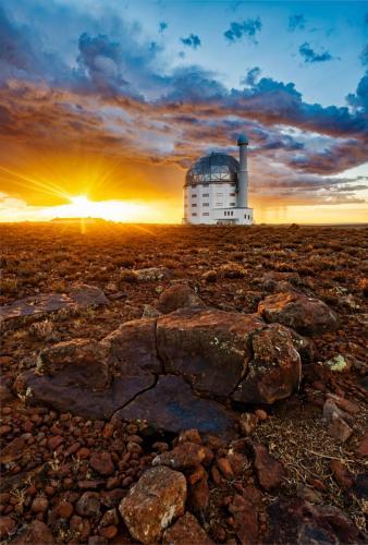 SALT Sunset