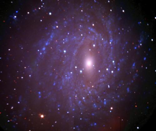 FIRST LIGHT: NGC 6744